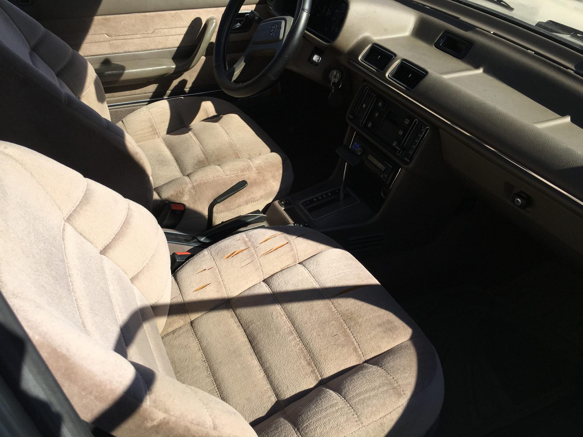 Peugeot 505 S Passenger Side