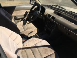 Peugeot 505 S interior
